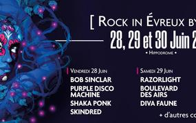 Concert Rock In Evreux By Ghf 2019 -Pass 1j