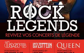 Concert Rock Legends
