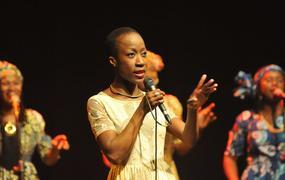 Concert Rokia traore - dream mandé bamanan djourou
