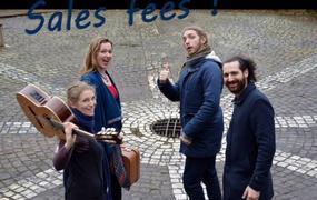 Concert Sales Fées - chansons à voir