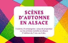 Scènes d'Automne en Alsace