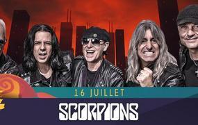 Concert Scorpions