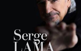 Concert Serge Lama - Adieu chère province
