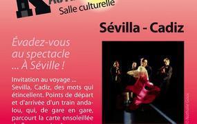 Spectacle Sevilla-Cadiz