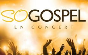 Concert So Gospel Tour 2018