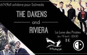 Concert Solimeda : Riviera + The Dakens