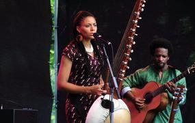 Concert Sona Jobarteh