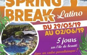 Spectacle Spring Break Latino Corsica 2019
