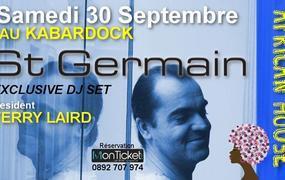 Concert St Germain Exclusive Dj Set