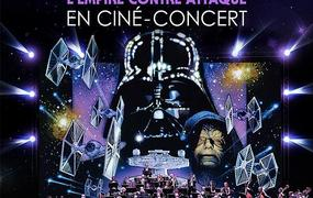 Star Wars En Cine-Concert - report