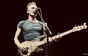 Concert Sting - report date juillet 2020