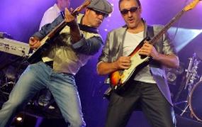Concert Success Rock Band