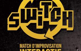 Spectacle SWITCH (match d'improvisation interactif)