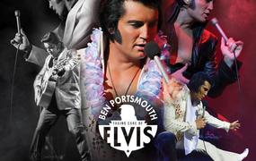 Concert Taking Care Of Elvis