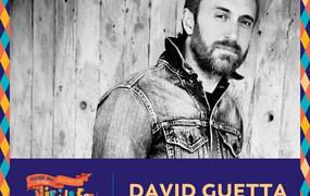 Concert David Guetta / Ben Harper / Gringe