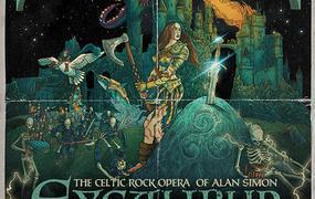 Concert Motocultor Festival 2019- Opéra Rock Celtique Excalibur - Jeudi