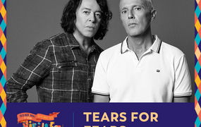 Concert Tears for Fears / Caballero & JeanJass / Boulevard des Airs