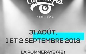 Concert Shaka Ponk - The city Trucks festival à La Pommeraye le 1er septembre 2018