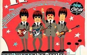 Concert The Rabeats-Hommage Aux Beatles - Date d'avril