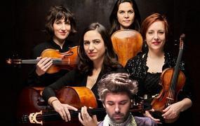 Concert Théophile ALEXANDRE & Quatuor ZAIDE : NO(S) DAMES