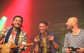 Concert Tiwiza (Rock berbère)
