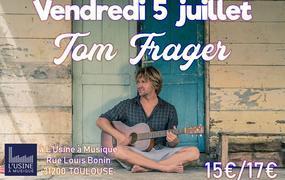Concert Tom Frager / Alsahm