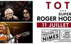Concert Toto et Roger Hodgson