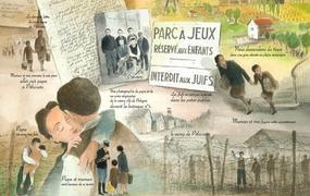 Spectacle Visite commentée du Musée-Mémorial pour les jeunes, autour de l'histoire d'Isaac Millman, enfant caché
