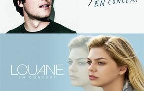 Concert Vianney & Louane