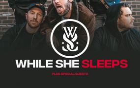 Concert While She Sleeps
