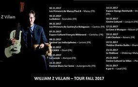 Spectacle William Z Villain