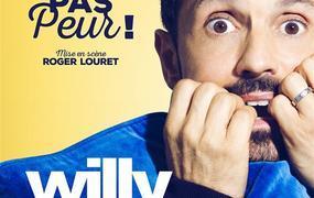Spectacle Willy Rovelli Dans N'Ayez Pas Peur