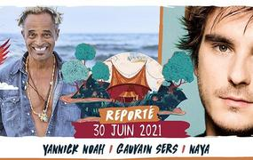 Concert Yannick Noah / Gauvain Sers / Naya