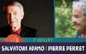 Concert Salvatore Adamo, Pierre Perret