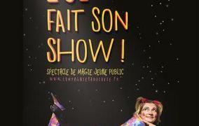Spectacle Zoé fait son show par la Cie Fabulouse
