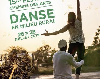 15e Edition du Festival Chemins des Arts 2019