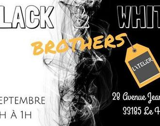 L'Atelier recoit les Black & White Brothers - 2nd Edition