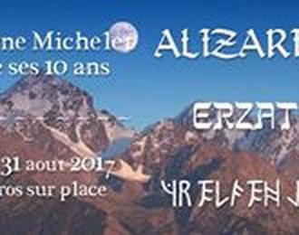 Alizarina - Erzate - Yr Elfen Jord / 10 ans du Michelet !