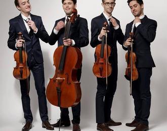 Quatuor Yako / 19e Rencontres Musicales - musique et patrimoine en Scène et Marne
