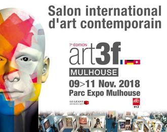 Art3f Mulhouse - 7ème salon international d'art contemporain