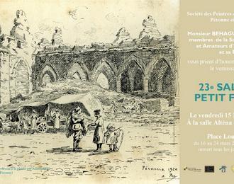 23 e Salon du Petit Format
