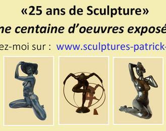 25 ans de Sculpture