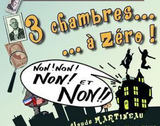 3 Chambres A Zero