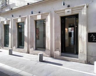 A2z art gallery Paris 6ème