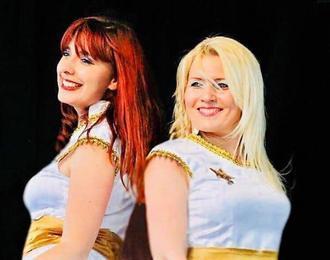 Abba Girls En Concert