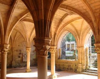 Abbaye de Fontdouce Saint Bris des Bois