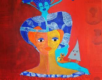 Aconcha artiste cubaine: Dans les sillons de l'art brut