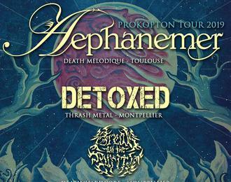 Aephanemer - Detoxed - Break All The Purity