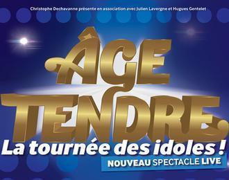 Age Tendre, la tournée des idoles à Brest