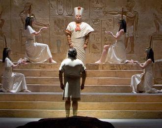 Aïda - Les retransmissions du Metropolitan Opera de New-York